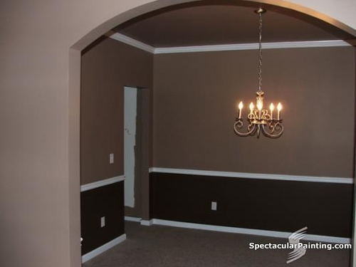 Neutral Paint For Interior Painting Of House In Atlanta