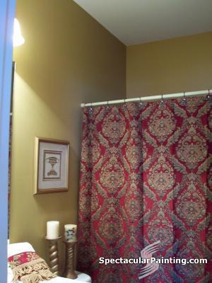 Bathroom Painting Atlanta Interior Painting