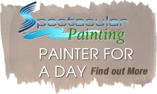 Atlanta house painter for a day